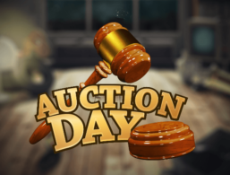 Auction Day Jackpot spil