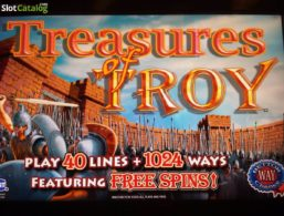 IGT – Treasures of Troy