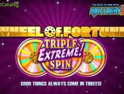 IGT – Wheel of Fortune Triple Extreme Spin