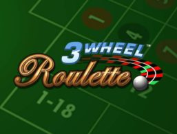 IGT – 3 Wheel Roulette