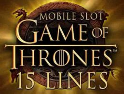 Microgaming – Game of Thrones 15 lines